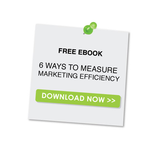 download a free ebook - 6 Ways to measure marketing success