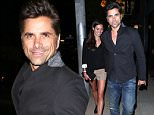 *EXCLUSIVE* West Hollywood, CA - John Stamos and girlfriend Caitlin McHugh enjoy a night out together at The Troubadour. The happy couple are seen smiling ear to ear as they walk out of the nightclub hand in hand.\n  \nAKM-GSI       June 15, 2016\nTo License These Photos, Please Contact :\nMaria Buda\n(917) 242-1505\nmbuda@akmgsi.com\nsales@akmgsi.com\nMark Satter\n(317) 691-9592\nmsatter@akmgsi.com\nsales@akmgsi.com\nwww.akmgsi.com