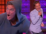 LOS ANGELES, CALIFORNIA. June 16, 2016. ¿ Lip Sync Battle\nActors Michael Shannon and Rachel Bloom go head-to-head for lip sync supremacy. LL Cool J and Chrissy Teigen host.\nVarieties of celebrities pair up to do battle each week using lip sync as their weapon to out do each other. The audience is the judge, deciding which candidate does the best lip sync performance. \n