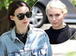 *EXCLUSIVE* West Hollywood, CA - Rooney Mara rocks a new hair color after grabbing some grub. The 31 year old actress went from brown to platinum blonde, to a reddish brown hair color in just a matter of months.\n  \nAKM-GSI       June 16, 2016\nTo License These Photos, Please Contact :\nMaria Buda\n(917) 242-1505\nmbuda@akmgsi.com\nsales@akmgsi.com\nMark Satter\n(317) 691-9592\nmsatter@akmgsi.com\nsales@akmgsi.com\nwww.akmgsi.com