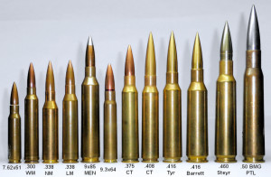 Some of the more popular long-range cartridges out there today.
