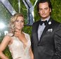 NEW YORK, NY - JUNE 07:  Angel Reed (L) and Constantine Maroulis attend the 2015 Tony Awards  at Radio City Music Hall on June 7, 2015 in New York City.  (Photo by Dimitrios Kambouris/Getty Images for Tony Awards Productions)