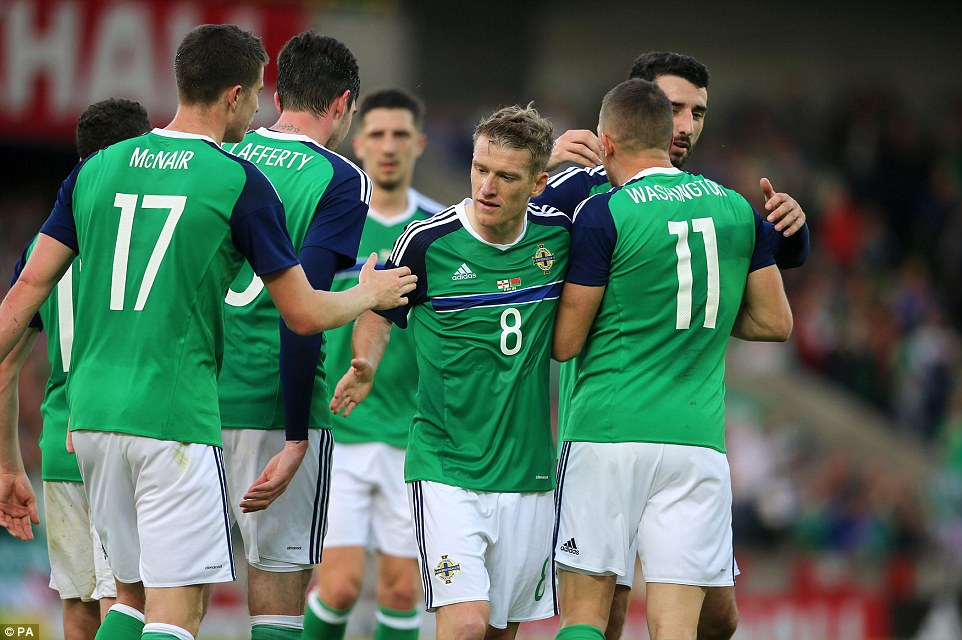 Northern Ireland will hope for a stiffer test against Slovakia next week ahead of their Euro 2016 opener against Poland on June 12