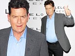Mandatory Credit: Photo by Beretta/Sims/REX/Shutterstock (5733820l)\nCharlie Sheen\n'Lelo Hex' launch, London, UK - 16 Jun 2016\n