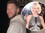 Calvin Harris says everything is 'all good' with ex-girlfriend Taylor Swift and the pop star is 'just doing her thing' as he stepped out in Los Angeles. Calvin was all smiles the day after pictures of Taylor kissing British actor Tom Hiddleston emerged.  Pictured: Calvin Harris Ref: SPL1303709  160616   Picture by: Splash News  Splash News and Pictures Los Angeles: 310-821-2666 New York: 212-619-2666 London: 870-934-2666 photodesk@splashnews.com