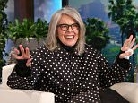 """Academy Award winner and voice of Jenny in """"Finding Dory,"""" Diane Keaton joins """"The Ellen DeGeneres Show""""on Friday, June 17th. Diane chats with Ellen about her crush on Justin Bieber and reaching out to him after she met him last time on the show. Plus, Diane admits that she is sexually frustrated and Ellen offers to help her with her love life and plays a game of """"Who?d You Rather."""""""
