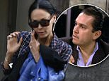 EXCLUSIVE    --   Julianne Wainstein  leaves 9W 19th St. Friday, June 17, 2016 in Manhattan, New York. (DailyMail.com)