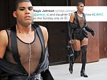 Mandatory Credit: Photo by Buzz Foto/REX/Shutterstock (5734326c)\nEJ Johnson\nEJ Johnson out and about, New York, USA - 17 Jun 2016\nEJ Johnson seen leaving Gigi Hadid's Apartment at 7am after spending thenight there\n