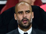 File photo dated 20-10-2015 of Bayern Munich manager Pep Guardiola. PRESS ASSOCIATION Photo. Issue date: Wednesday June 15, 2016. New Manchester City boss and an old adversary of Mourinho, Pep Guardiola, will have his first taste of English football at home to Sunderland. See PA story SOCCER Premier League. Photo credit should read Adam Davy/PA Wire.
