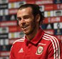 DINARD, FRANCE - JUNE 18:  Wales striker Gareth Bale faces the media during a press conference at their Euro 2016 basecamp on June 18, 2016 in Dinard, France.  (Photo by Stu Forster/Getty Images)