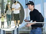 Exclusive... 52094810 Actors Ashton Kutcher is seen stopping by his office in Beverly Hills, California on June 16, 2016. Ashton and his wife Mila Kunis announced that they are expecting child number two. FameFlynet, Inc - Beverly Hills, CA, USA - +1 (310) 505-9876