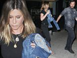 Jennifer Aniston and Justin Theroux seen leaving dinner at The Smile in New York City.\n\nPictured: Jennifer Aniston, Justin Theroux\nRef: SPL1303886  160616  \nPicture by: Splash News\n\nSplash News and Pictures\nLos Angeles: 310-821-2666\nNew York: 212-619-2666\nLondon: 870-934-2666\nphotodesk@splashnews.com\n
