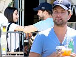 *EXCLUSIVE* Los Angeles, CA - Joshua Jackson and 'Teen Wolf' star Crystal Reed seen enjoying a cup of joe at trendy Alfreds Coffee. The two were seen leaving his home around the corner and walked together to the coffee shop before she hopped in a black SUV separately. Joshua Jackson and actress Diane Kruger have been dating since 2002.\n \nAKM-GSI      June 16, 2016\n \nTo License These Photos, Please Contact :\n \n Maria Buda\n (917) 242-1505\n mbuda@akmgsi.com\n sales@akmgsi.com\n \n or \n \n Mark Satter\n (317) 691-9592\n msatter@akmgsi.com\n sales@akmgsi.com\n www.akmgsi.com
