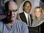'If she did not answer the door with a knife she would still be alive': OJ Simpson's agent claims football star made chilling murder confession and admitted to stabbing Nicole Brown to death