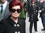 17.June.2016 - London - UK\n**EXCLUSIVE ALL ROUND PICTURES**\nX-Factor judge Sharon Osbourne is spotted leaving a London Hotel wearing a Black Coat and dark sunglasses.\nBYLINE MUST READ : XPOSUREPHOTOS.COM\n***UK CLIENTS - PICTURES CONTAINING CHILDREN PLEASE PIXELATE FACE PRIOR TO PUBLICATION***\nUK CLIENTS MUST CALL PRIOR TO TV OR ONLINE USAGE PLEASE TELEPHONE 0208 344 2007