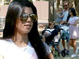 eURN: AD*210325743  Headline: FAMEFLYNET - Kourtney Kardashian And Scott Disick With Their Kids Visit The Santa Barbara Zoo Caption: Picture Shows: Reign Disick, Scott Disick, Penelope Disick, Mason Disick, Kourtney Kardashian  June 19, 2016    Reality stars Kourtney Kardashian, Scott Disick, and family head to the Santa Barbara Zoo in Santa Barbara, California.  The group enjoyed their time exploring the animals at the zoo. Kourtney pushed Reign in a stroller, while Penelope and Mason walked next to their parents.     Non Exclusive  UK RIGHTS ONLY    Pictures by : FameFlynet UK © 2016  Tel : +44 (0)20 3551 5049  Email : info@fameflynet.uk.com Photographer: 922 Loaded on 20/06/2016 at 02:31 Copyright:  Provider: FameFlynet.uk.com  Properties: RGB JPEG Image (26570K 1481K 17.9:1) 3023w x 3000h at 72 x 72 dpi  Routing: DM News : GeneralFeed (Miscellaneous) DM Showbiz : SHOWBIZ (Miscellaneous) DM Online : Online Previews (Miscellaneous), CMS Out (Miscellaneous)  Parking: