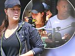 153808, EXCLUSIVE: Plus-size model Ashley Graham enjoys lunch with her husband, Justin Ervin. New York City, New York - Friday June 17, 2016.  Photograph: © , PacificCoastNews. Los Angeles Office: +1 310.822.0419 UK Office: +44 (0) 20 7421 6000 sales@pacificcoastnews.com FEE MUST BE AGREED PRIOR TO USAGE