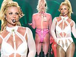 June 17, 2016: Britney Spears returns to the stage for her 'Piece Of Me' show at at Planet Hollywood Resort in Las Vegas, Nevada.\nMandatory Credit: INFphoto.com\nRef: infusla-265