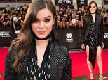 eURN: AD*210323382  Headline: 2016 iHeartRADIO MuchMusic Video Awards - Arrivals Caption: TORONTO, ON - JUNE 19:  Hailee Steinfeld arrives at the 2016 iHeart MuchMusic Video Awards at MuchMusic HQ on June 19, 2016 in Toronto, Canada.  (Photo by George Pimentel/WireImage) Photographer: George Pimentel  Loaded on 20/06/2016 at 01:43 Copyright: WIREIMAGE Provider: WireImage  Properties: RGB JPEG Image (17579K 990K 17.8:1) 2000w x 3000h at 300 x 300 dpi  Routing: DM News : GroupFeeds (Comms), GeneralFeed (Miscellaneous) DM Showbiz : SHOWBIZ (Miscellaneous) DM Online : Online Previews (Miscellaneous), CMS Out (Miscellaneous)  Parking: