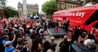 Find local Vote Leave events