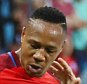 SAINT-ETIENNE, FRANCE - JUNE 20: Nathaniel Clyne of England and Vladimir Weiss of Slovakia compete for the ball during the UEFA EURO 2016 Group B match between Slovakia and England at Stade Geoffroy-Guichard on June 20, 2016 in Saint-Etienne, France.  (Photo by Clive Brunskill/Getty Images)