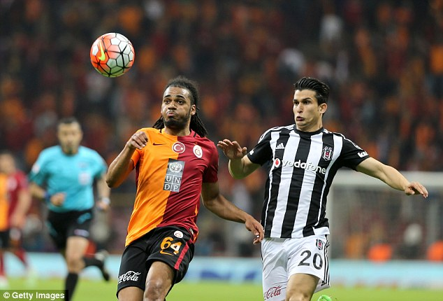 Wilmots believes that Jason Denayer (left) is the perfect fit to replace the injured Vincent Kompany