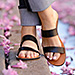 WATCH AND SHOP: Chic and Comfy Sandals You Can Wear Anywhere