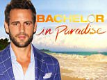 Bachelor In Paradise Logo