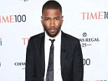 Mandatory Credit: Photo by Everett/REX/Shutterstock (3722257d)\nFrank Ocean\nTime 100 Gala, New York, America - 29 Apr 2014\n\n