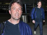 eURN: AD*210312657  Headline: Ben Affleck returns to L.A. just in time to celebrate Father's Day with his little ones Caption: Los Angeles, CA - Ben Affleck seen arriving from a flight at LAX International just in time to celebrate Father's Day with his family. AKM-GSI       June 19, 2016 To License These Photos, Please Contact : Maria Buda (917) 242-1505 mbuda@akmgsi.com sales@akmgsi.com or Mark Satter (317) 691-9592 msatter@akmgsi.com sales@akmgsi.com www.akmgsi.com Photographer: GOME  Loaded on 19/06/2016 at 22:19 Copyright:  Provider: GOME/AKM-GSI  Properties: RGB JPEG Image (24228K 2419K 10:1) 2348w x 3522h at 300 x 300 dpi  Routing: DM News : GeneralFeed (Miscellaneous) DM Showbiz : SHOWBIZ (Miscellaneous) DM Online : Online Previews (Miscellaneous), CMS Out (Miscellaneous)  Parking: