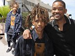 Cannes Lion , Will Smith and son Jaden Smith attend at Lions   Pictured: Jaden Smith Ref: SPL1304727  210616   Picture by: Gigi Iorio / Splash News  Splash News and Pictures Los Angeles: 310-821-2666 New York: 212-619-2666 London: 870-934-2666 photodesk@splashnews.com