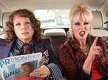 FILM: Absolutely Fabulous: The Movie (2016) STUDIO: Fox Searchlight Pictures DIRECTOR: Mandie Fletcher PLOT: Edina and Patsy are still oozing glitz and glamor, living the high life they are accustomed to; shopping, drinking and clubbing their way around London's trendiest hot-spots. Blamed for a major incident at an uber fashionable launch party, they become entangled in a media storm and are relentlessly pursued by the paparazzi PICTURED: Joanna Lumley, Jennifer Saunders (Credit: © Fox Searchlight Pictures/Entertainment Pictures/ZUMAPRESS.com