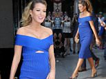 Blake Lively and Ryan Reynolds leave their hotel for an make an appearance  on Jimmy Fallon Show, NYC\n\nPictured: Blake Lively and Ryan Reynolds\nRef: SPL1304808  200616  \nPicture by: Splash News\n\nSplash News and Pictures\nLos Angeles: 310-821-2666\nNew York: 212-619-2666\nLondon: 870-934-2666\nphotodesk@splashnews.com\n