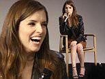 """NEW YORK, NY - JUNE 20:  Anna Kendrick attends Meet the Actor: Anna Kendrick, """"Mike And Dave Need Wedding Dates"""" at Apple Store Soho on June 20, 2016 in New York City.  (Photo by Robin Marchant/Getty Images)"""