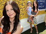 -Beverly Hills, CA - 6/18/2016 - Childrenís Fashion Brand, Janie and Jack, Celebrates Their Summer 2016 Collection in Beverly Hills, CA.\n-PICTURED: Tammin Sursok with daughter Phoenix\n-PHOTO by: Michael Simon/startraksphoto.com\n-MS70886\nEditorial - Rights Managed Image - Please contact www.startraksphoto.com for licensing fee\nStartraks Photo\nNew York, NY \nFor licensing please call 212-414-9464 or email sales@startraksphoto.com