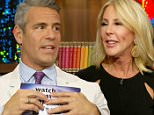 Watch What Happens Live June 20, 2016\nWatch What Happens Live¿ Host Andy Cohen was joined by SNL cast member Bobby Moynihan and ¿The Real Housewives of Orange County¿ reality television star Vicki Gunvalson, The OG from the OC.