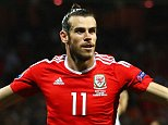 TOULOUSE, FRANCE - JUNE 20:  Gareth Bale of Wales celebrates scoring his team's third goal during the UEFA EURO 2016 Group B match between Russia and Wales at Stadium Municipal on June 20, 2016 in Toulouse, France.  (Photo by Dean Mouhtaropoulos/Getty Images)