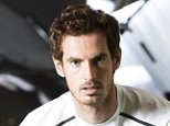 Murray debuts his new custom Under Armour kit and footwear in a secret tennis court hidden underground at the Postal Museum in London as he prepares for Wimbledon.