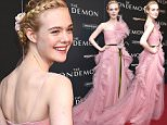 """NEW YORK, NY - JUNE 22:  Elle Fanning attends the """"The Neon Demon"""" New York Premiere at Metrograph on June 22, 2016 in New York City.  (Photo by Dimitrios Kambouris/Getty Images)"""