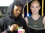 Picture Shows: Nick Young  June 21, 2016\n \n Los Angeles Laker player Nick Young is seen grabbing some late night fro-yo at Menchie's in Los Angeles, California. Nick and his former fiance Iggy Azalea recently split up with Iggy moving all of her stuff out of his house today. Nick was sporting a hoodie that read 'Total Fucking Darkness' on the back.\n \n Non Exclusive\n UK RIGHTS ONLY\n \n Pictures by : FameFlynet UK © 2016\n Tel : +44 (0)20 3551 5049\n Email : info@fameflynet.uk.com
