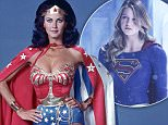 """LOS ANGELES - JANUARY 1: Lynda Carter stars in the CBS television series """" Wonder Woman."""" Image date 1978. (Photo by CBS via Getty Images)"""