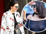 Kendall Jenner looking radiant as she is out and about in New York City wearing a floral jacket.\n\nPictured: Kendall Jenner\nRef: SPL1306939  220616  \nPicture by: XactpiX / Splash News\n\nSplash News and Pictures\nLos Angeles: 310-821-2666\nNew York: 212-619-2666\nLondon: 870-934-2666\nphotodesk@splashnews.com\n