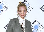 NEW YORK, NY - APRIL 14:  Uma Thurman attends the Room to Grow 2016 Spring Gala at Tribeca Three Sixty on April 14, 2016 in New York City.  (Photo by Donna Ward/Getty Images)