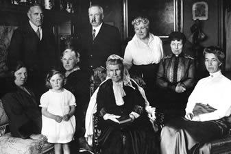 The Bourn Family, 1919
