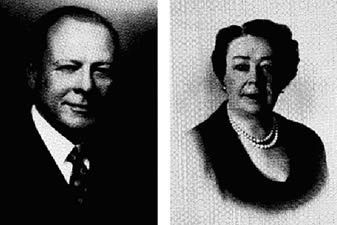 William P. Roth and Lurline Matson Roth.