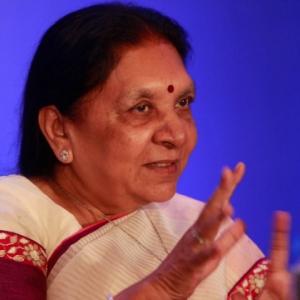 Anandiben Patel