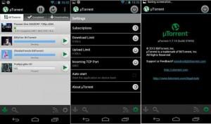 Descargar uTorrent para movil o celular