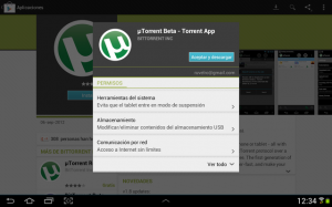 descargar uTorrent para tablet 15