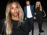 Ciara And Russell Wilson Walk Hand In Hand To Craig's Restaurant For Dinner in West Hollywood\n\nPictured: Ciara And Russell Wilson\nRef: SPL1307862  230616  \nPicture by: Photographer Group / Splash News\n\nSplash News and Pictures\nLos Angeles: 310-821-2666\nNew York: 212-619-2666\nLondon: 870-934-2666\nphotodesk@splashnews.com\n