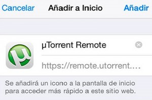 descargar utorrent para ipad 4